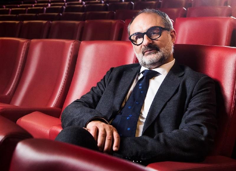 Il Direttore Artistico Giona A. Nazzaro