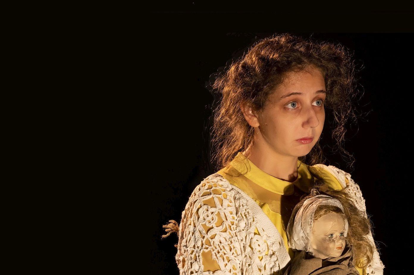 Isabella Giacobbe (Foto Antonio Parrinello)