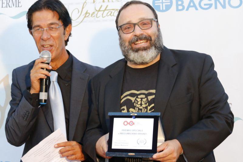 Premio Speciale a Massimiliano Bruno