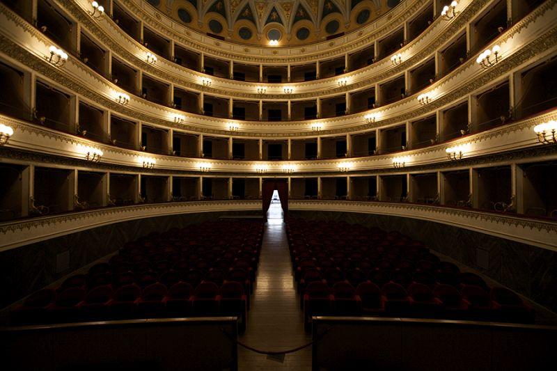 Il Teatro Mancinelli