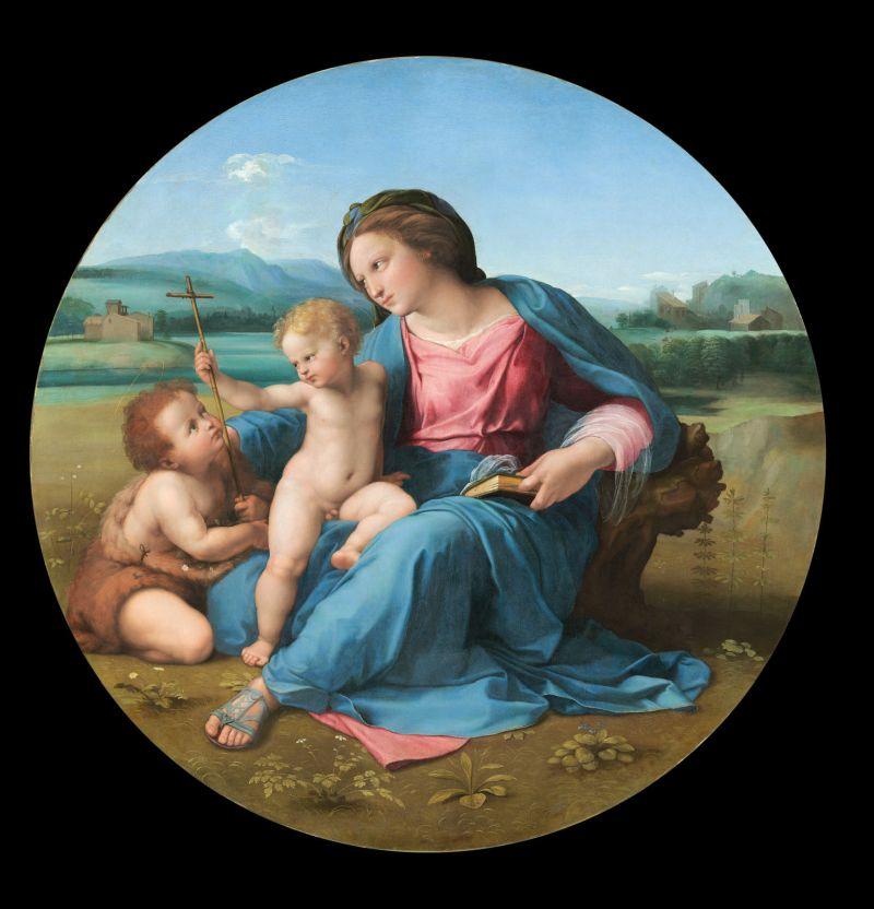 Raphael__The_Alba_Madonna__c.1510__National_Gallery_of_Art__Washington__-medium