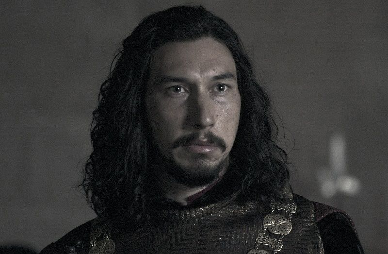 Adam Driver è Jacques LeGris (2021 20th Century Studios. All Rights Reserved.)