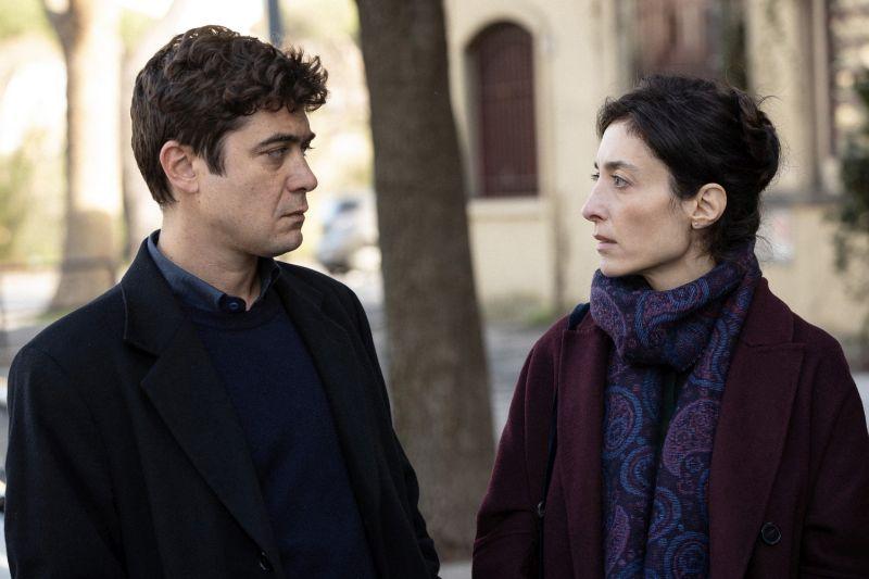 Riccardo Scamarcio e Elena Lietti