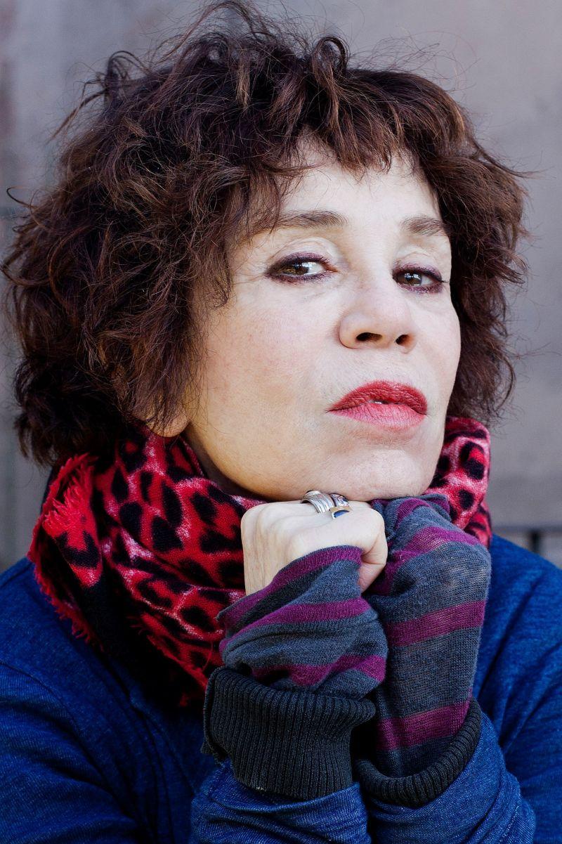 Daniela Piperno in uno scatto di Maurizio Pusceddu