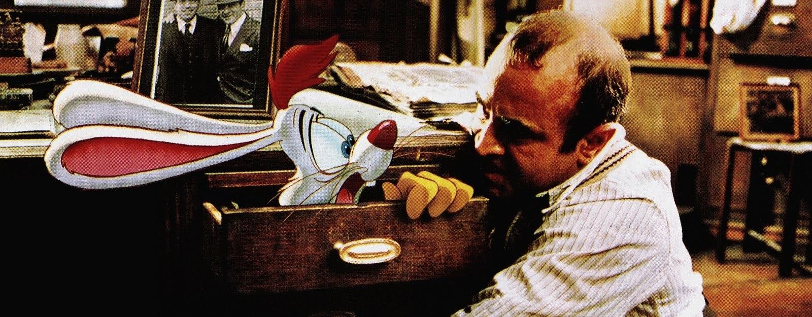 Bob Hoskins Uma Cilada para Roger Rabbit