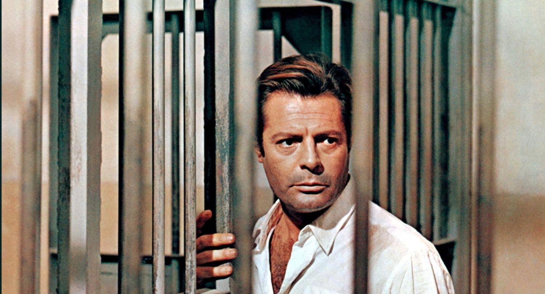 Marcello Mastroianni Directed by Luchino Visconti