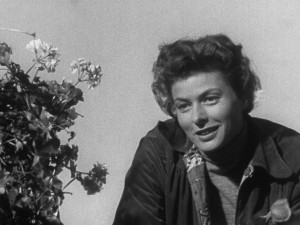 Ingrid Bergman - Siamo donne 0235843FTG P - (c) fotogramma tratto dalla pellicola conservata presso la Cineteca Nazionale