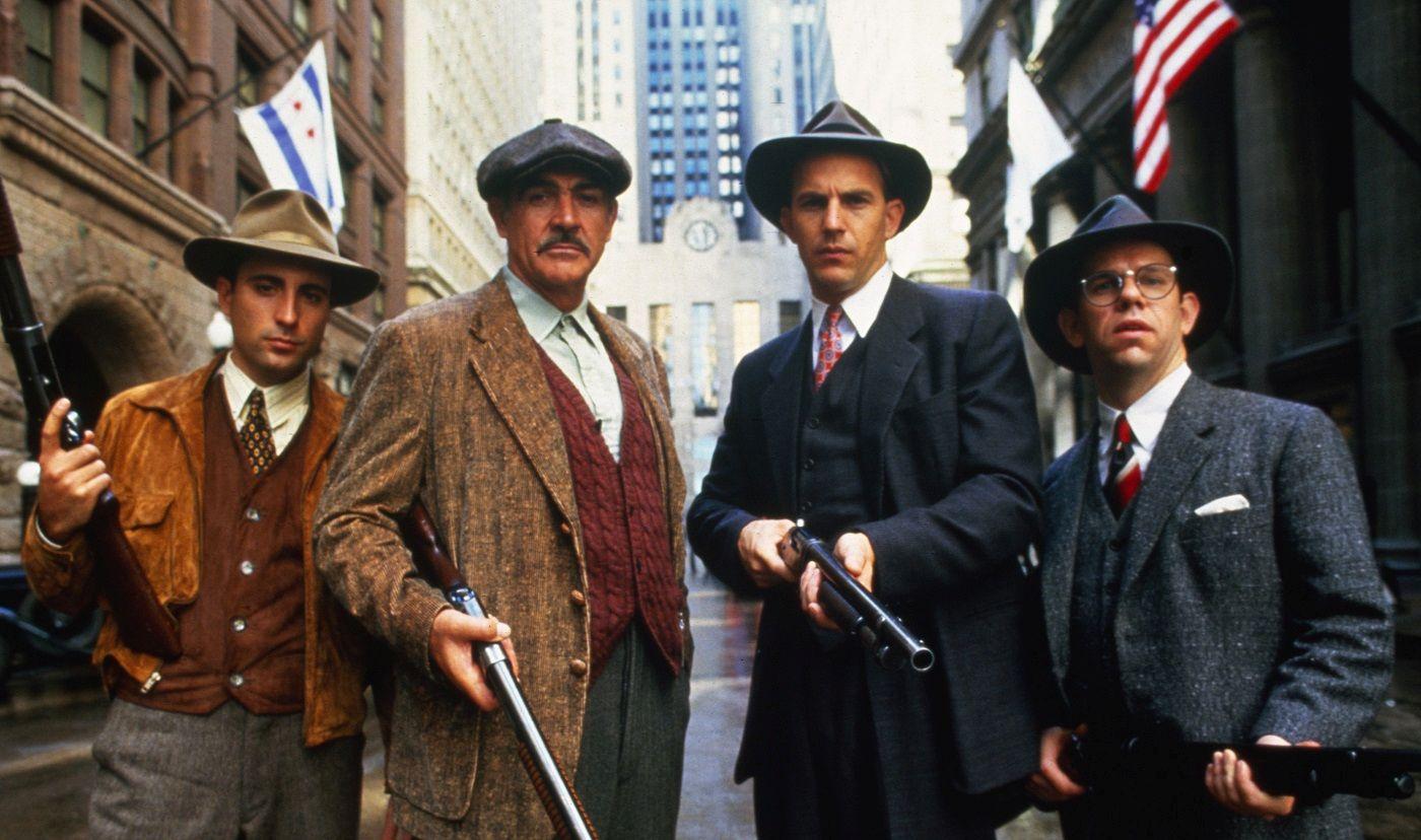 Citazione e genio, 30 anni da Gli Intoccabili di Brian De Palma   CameraLook