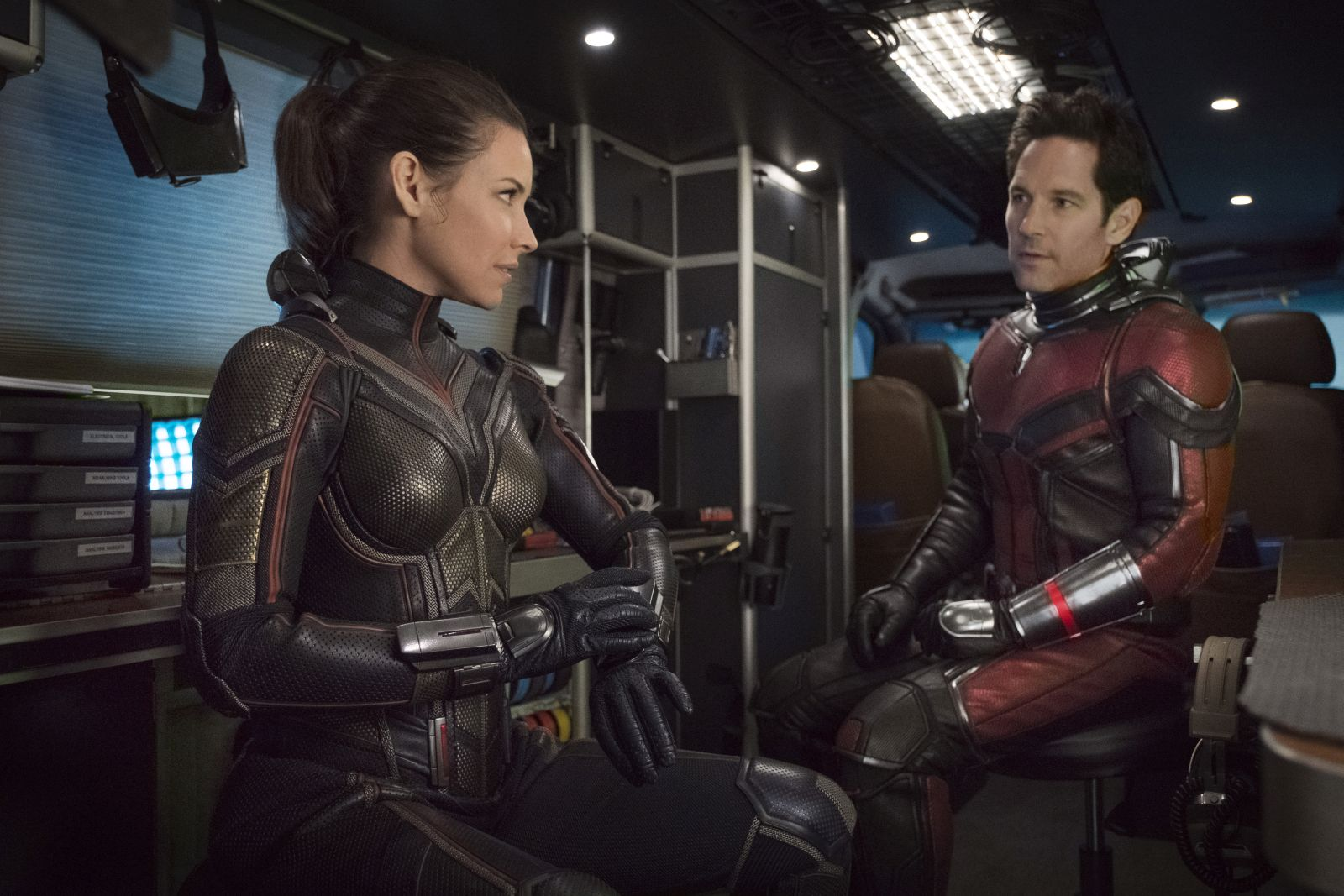 Paul Rudd e Evangeline Lilly sono gli Ant-Man and The Wasp di Peyton Reed | CameraLook