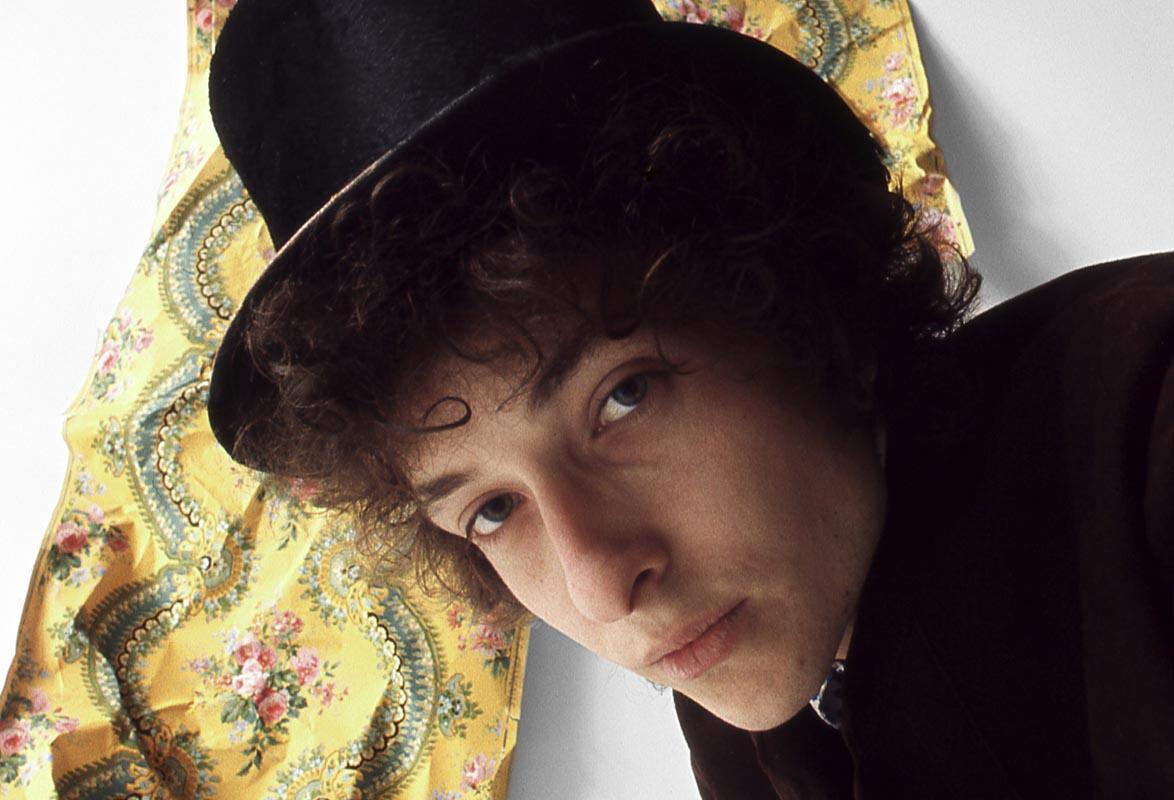 Dylan scherza 1965