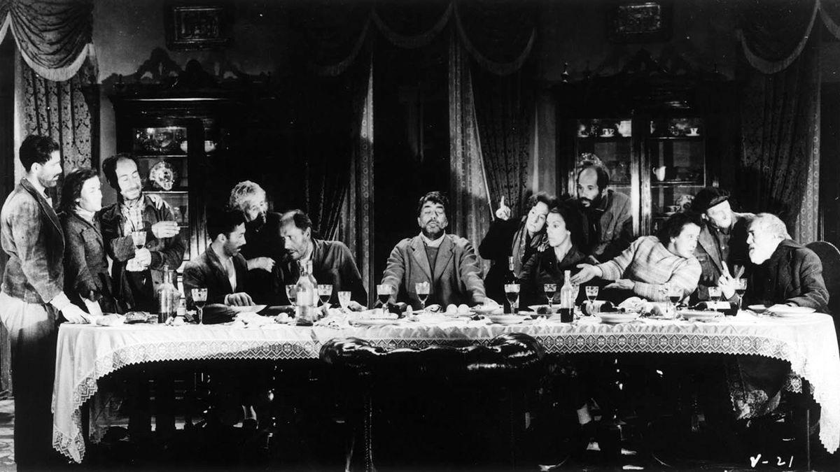 film Viridiana di Luis Bunuel