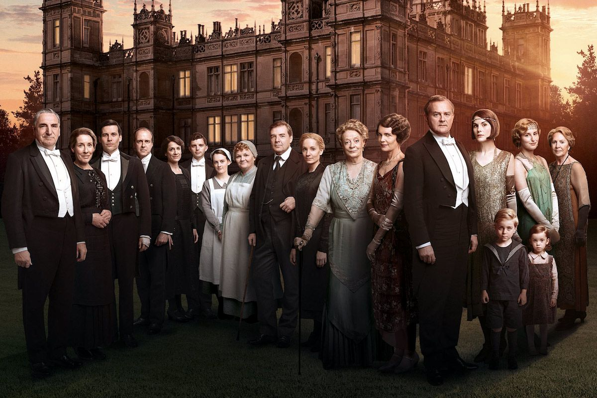 Downton Abbey 0