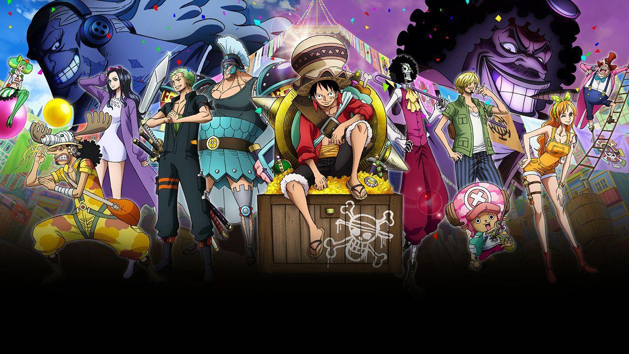 One Piece Stampede 0