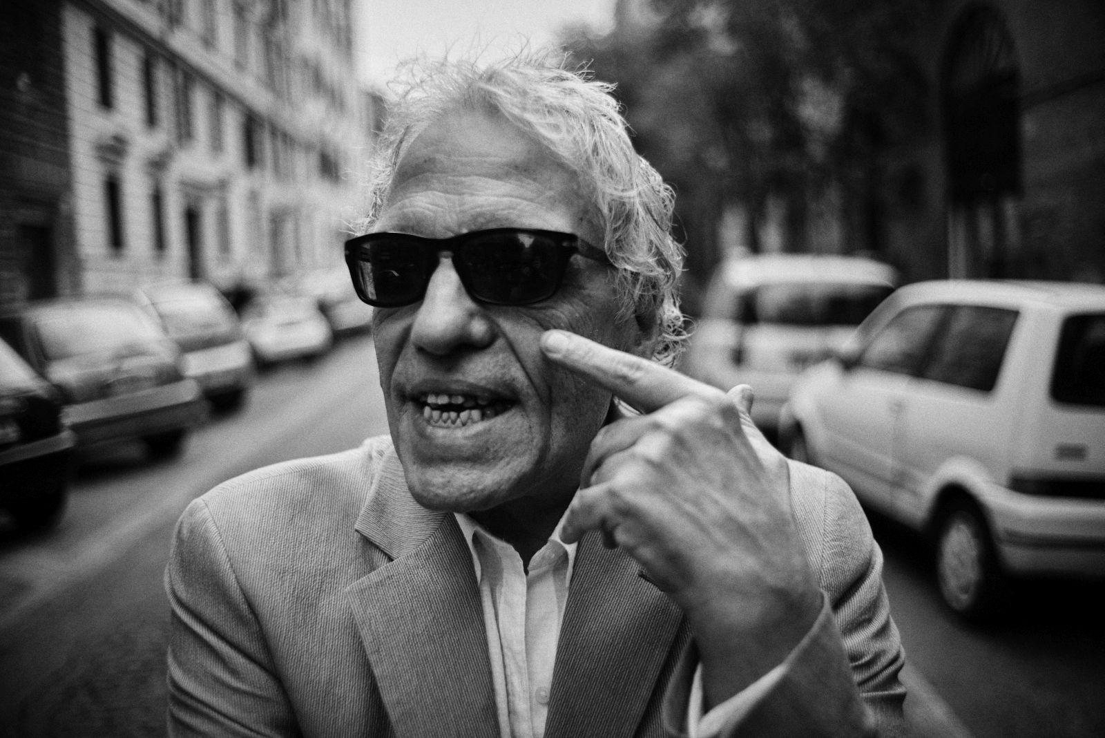Abel Ferrara (foto di Paolo Santambrogio)