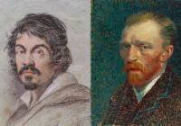 Caravaggio Van Gogh 0