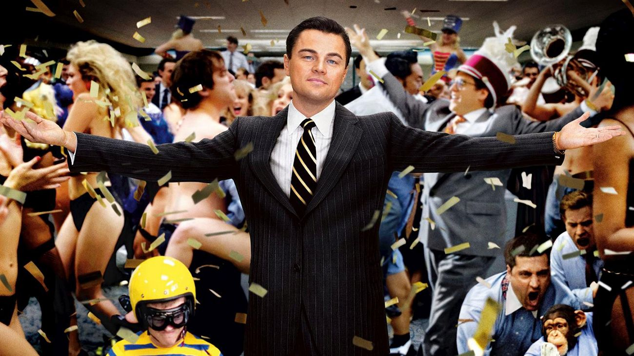 0 The Wolf of Wall Street