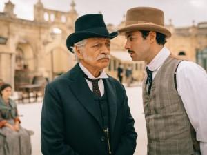 Fabrizio Bentivoglio e Alessio Vassallo (foto di Paolo Ciriello)