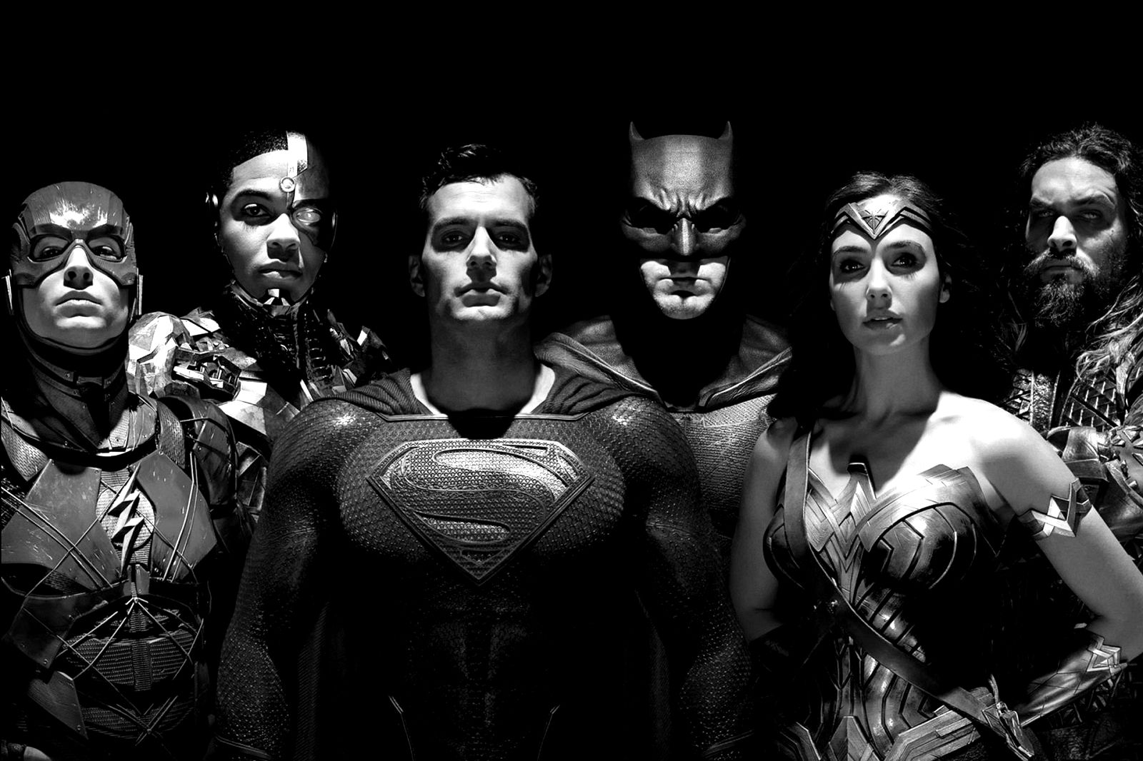 Justice League Zack Snyder 1
