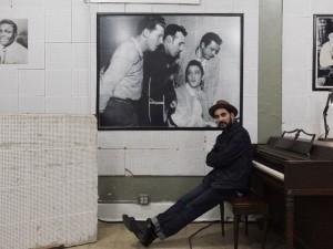 Vittorio Bongiorno Sun Studio Memphis