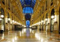 Milano during Covid 19 - Galleria Vittorio Emanuele II (foto di © Mauro Parmesani)