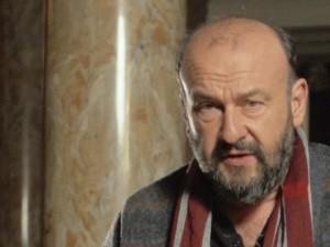 """Davide Rondoni """"Nuda Voce"""" (Sala delle Colonne, Teatro della Pergola)"""