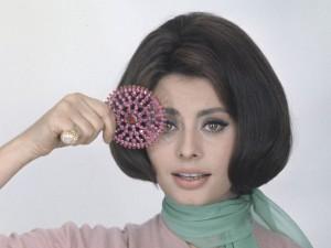 Sophia Loren 1963 ca. Foto di ©Angelo Frontoni / Cineteca Nazionale - Museo Nazionale del Cinema