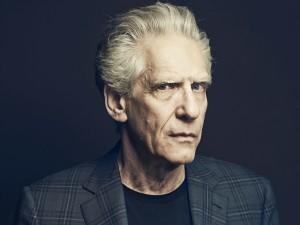David Cronenberg portrait