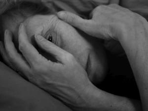 """Mourning In The Time Time Of Coronavirus"" di Jaco Van Dormael"